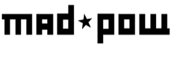 MAD*POW logo
