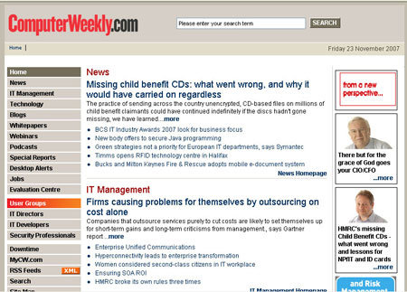 The old computerweekly.com