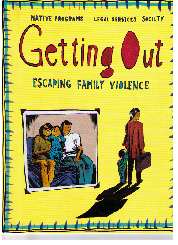 Cover detail of Getting Out