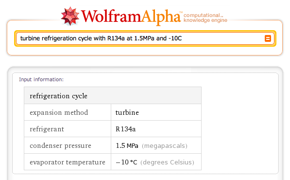 Image 8: Wolfram Alpha is designed to understand domain-specific terminology and return computed answers.