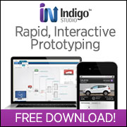 Indigo Studio – Rapid, Interactive Prototyping for Your Web, Desktop, and Mobile Apps