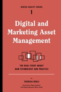 "Cover of the book ""Digital and Marketing Asset Management"""